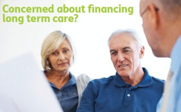 Are you concerned about financing long-term care?