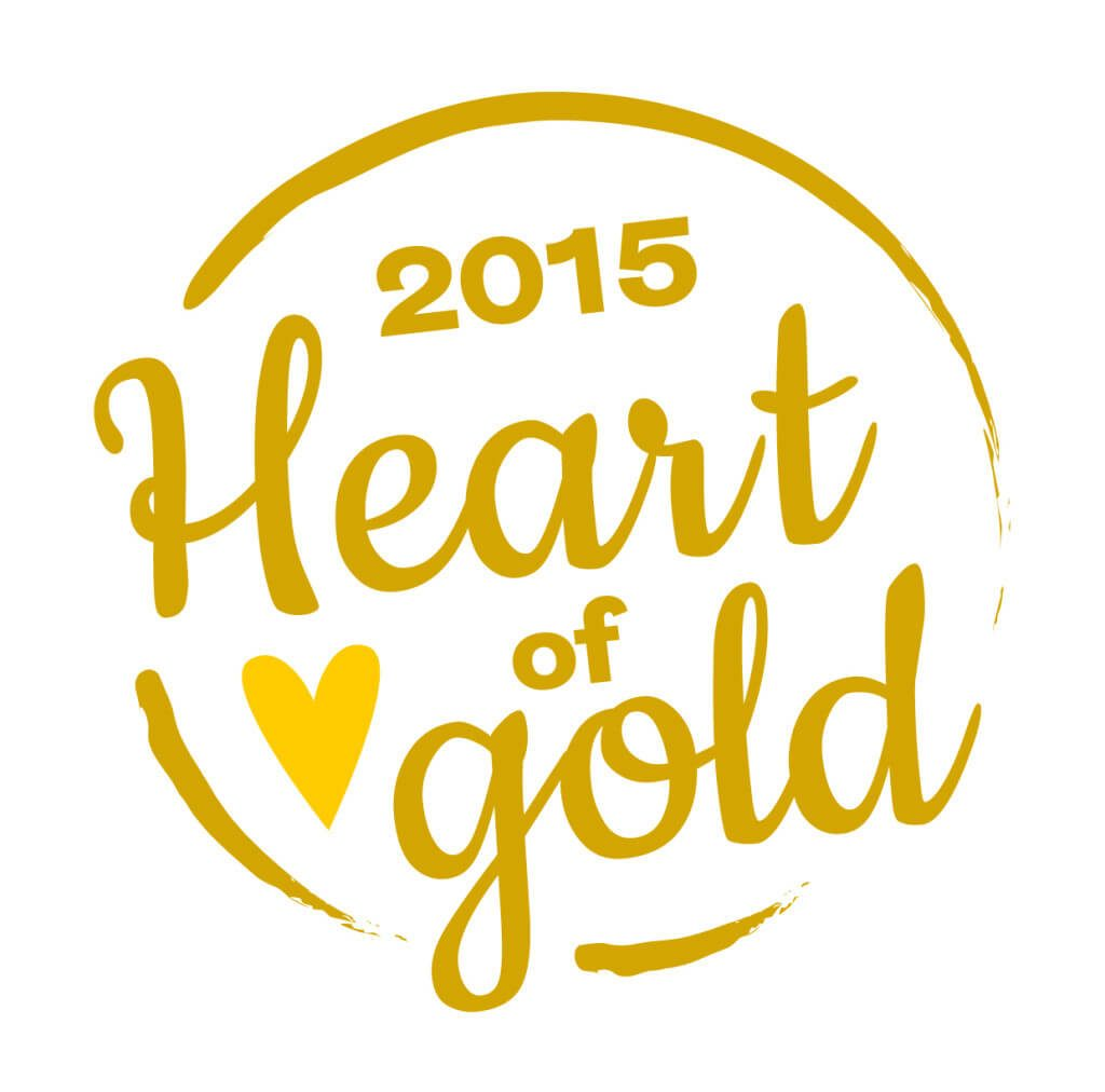 2015 Heart of Gold