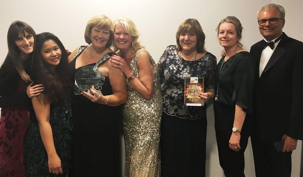 Acorn Court Care Home SE Award